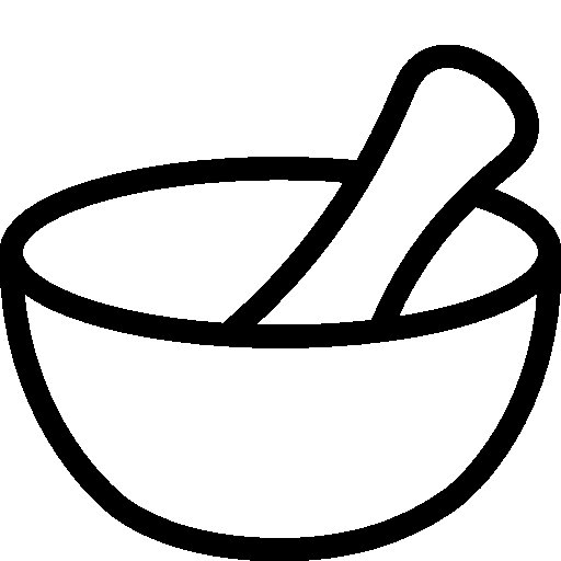 Mortar and pestle are tools for placenta encapsulation safety